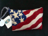 Boyd's  ~  AMERICANA  MINI  FREEDOM  FLAG  PILLOW  *  NWT