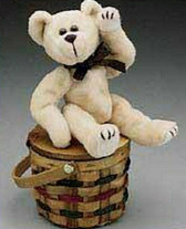 "Baby Boyds  ~  TOODLE PADOODLE  6""  Bear * NWT"