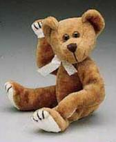 "Baby Boyds  ~  GOOBER PADOODLE  6""  Bear * NWT"