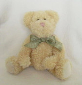 "Baby Boyds  ~  BUTTERCUP C. SNICKLEFRITZ   8""  Bear  * NWT"