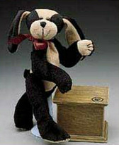 "Baby Boyd's  ~  BUNKY McFARKLE  9"" Dog  *  NEW From Our Retail Shop"
