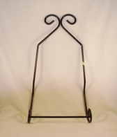WIRE PLATE HANGER  ~  NEW From Our Retail Shop