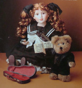 Boyd's Doll  ~  LINDSEY With LEONARD .. The Recital  *  NEW From Our Retail Shop
