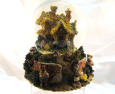 Boyd's  ~  BAILEY'S COTTAGE ... Friends Make Home Glow MUSICAL WG * NEW From Our Shop