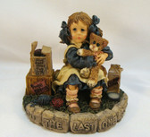Boyd's Dollstone ~ JAMIE & THOMASINA ... The Last One * MINT Condition w/BOX
