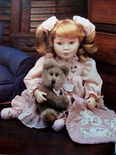 Boyd's Doll  ~  CHERYL & ASHLIE ... Nighty Night  * Limited Ed.*  NEW From Our Shop