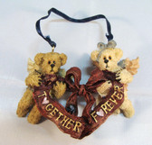Boyd's  ~  GIDEON & GABRIELLE ... Bearlove Ornament  *  NEW From Shop