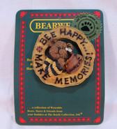 Boyd's  ~  BUZZBY ... Bee  Happy PIN  *2006 Member Bear* NEW From Kit