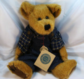 "Boyd's  ~  GUTHRIE P. MUSSY ... 14"" Dressed Bear  *QVC Exclusive*  NEW"