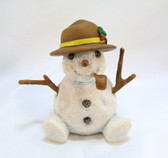 Enesco  ~  FOREST FROLIC SNOWMAN  *  NEW From Our Retail Shop