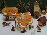 Dept. 56  ~  BARLEY BREE ... Set Of 2  *  NEW From Our Retail Shop