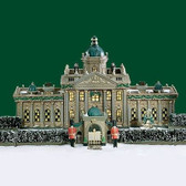 Dept. 56  ~  RAMSFORD PALACE ... Set Of 17  *LTD. EDITION*  BNIB