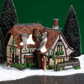 Dept. 56  ~  ABINGTON LOCKKEEPER'S RESIDENCE  *  NEW From Our Shop