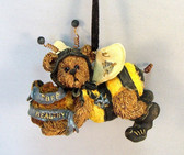 Boyd's  ~  DOC BUZZBY ... Bee Healthy ORNAMENT  *  NEW From Our Retail Shop