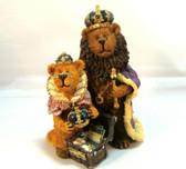 Boyd's  ~  AURORA & REX ... Lions From Noah's Ark  *  MINT Condition