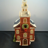 Department 56  NEW ENGLAND  ~  OLD NORTH CHURCH  *  NEW From Our Retail Shop
