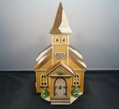 Department 56  NEW ENGLAND  ~  SLEEPY HOLLOW CHURCH  *  NEW From Our Retail Shop