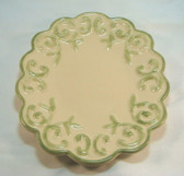 Tender Heart ~ OBLONG SHAPE PLATE ... w/Hanger On Back * NEW From Our Retail