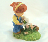 John Deere Friends  ~  GIRL GARDENING ... Our Friendship is so Deere to me * NEW From Our Shop