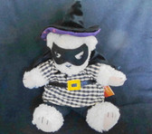 "Russ  ~  HALLOWEEN PIRATE ... 6.5"" Sitting BEAR  *  NEW From Our Shop"