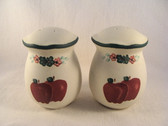 Noel  ~  SALT & PEPPER ... Apple Design  *  NEW From Our Shop