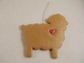 Lamb / Sheep Ornaments  *  NEW