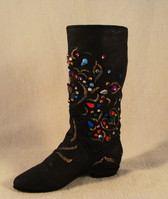 Just The Right Shoe  ~  DIAMONDS BOOT   *  NEW From Our Retail Shop