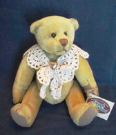 "Ganz  ~  CLEMENTINE  10""  COLLECTIBLE  BEAR  *  NWT"