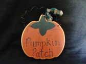 Fall Decor ... PUMPKIN PATCH WALLHANGING  *  NEW