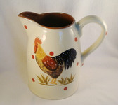 Enesco's Isabelle ... ROOSTER PITCHER  *  NEW From Our Shop
