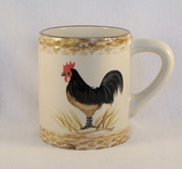 Enesco's Isabelle ... ROOSTER MUG  *  NEW From Our Shop