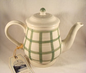 Enesco  ~  COUNTRY LIVING ... TEAPOT  *  NEW From Our Shop