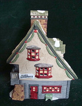 Dept. 56  ~  North Pole ELF  BUNKHOUSE  *  NEW From Our Retail Shop