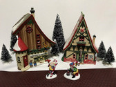 Dept. 56  ~  North Pole  START  A  TRADITION  SET  *  NIB