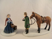Dept 56  ~  UNTIL WE MEET AGAIN  *  NEW From Our Retail Shop