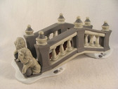 Dept 56  ~  LIONHEAD BRIDGE  *  NEW From Our Retail Shop