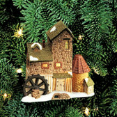 Department 56  ~  VILLAGE MILL ORNAMENT  *  NIB