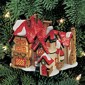 Department 56  ~  SANTA'S WORKSHOP ... Ornament  *  NIB