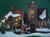 Department 56  ~  CHURCH ... START A TRADITION Set  58322  * NEW From Our Shop