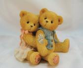Cherished Teddies ~ SETH & SARABETH  * NEW From Our Retail Shop