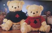 Cherished Teddies  ~  XMAS PLUSH BEAR ... John & Jennifer * NEW From Our Shop