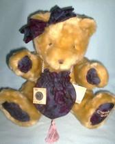 Cherished Teddies  ~  VICTORIAN  FRIENDSHIP  PLUSH  BEAR  *  NWT
