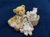 Cherished Teddies  ~  RANDY ...  Never Alone  *  NEW From Our Retail Shop
