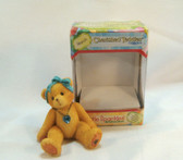 Cherished Teddies  ~   LITTLE SPARKLES ... March Birthstone Bear * NEW From Our Shop