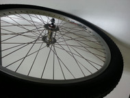 Front Wheel with Standard Tire