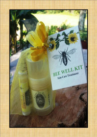 Bee Well Skin Care Kit Small