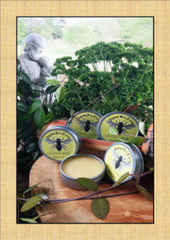 Queen Bee Fir Needle Salve
