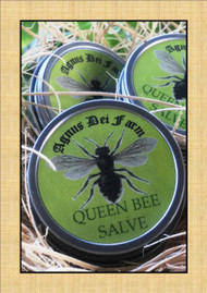 Queen Bee Rosemary & Lavender Salve