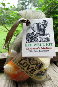 Gardener's Bee Well Skin Care Kit Medium