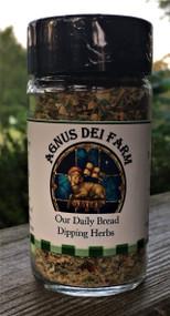Agnus Dei Farm Daily Bread Dipping Herbs